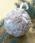Vintage Yo-Yo Ornament – Free Tutorial from Crafts 'n Things