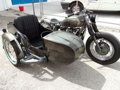 Оппозит Cafe Racers, Ural Moto, Bike With Sidecar, Bmw 100, Side Car, Night Train, Cool Motorcycles, Custom Bikes, Bobber