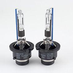 HYB 8000K 35W D2R car Xenon HID Headlight Replacement Bul…
