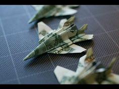 Dollar Origami F-18: Take 2 (Full Video) - YouTube