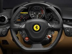 Here's what it's like behind the wheel of the $300,000 Ferrari F12berlinetta.