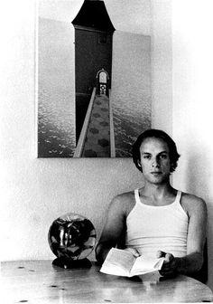 cinoh:    Brian Eno, 1977