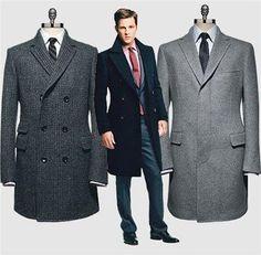 Мужской длиннополый двубортный приталенный пиджак
