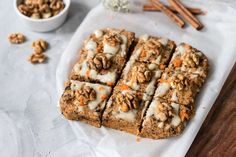 Raw Carrot Cakes, Cake Bites, High Protein Low Carb, Light Recipes, Cakes And More, Bakery, Sweet Treats, Food And Drink, Sweets