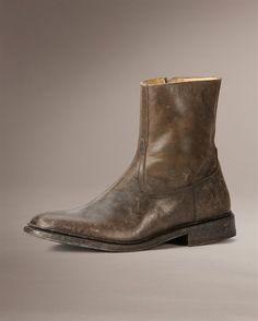 Frye James Inside Zip Boots