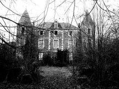 haunted hotel.