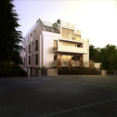 visualisation of luxury villa. 3d Visualization, 3d Artist, Luxury Villa, Mansions, House Styles, Home Decor, Luxury Condo, Decoration Home, Manor Houses