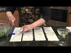 How to Make Spanakopita Turnovers