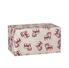DONNA WILSON WRAPPING PAPER / TIGER
