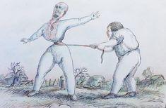 기괴하고 엽기적이고 불편하기 짝이 없는 롤랑 또뽀르(Roland Topor)의 그림 : 네이버 블로그 Dark Art Drawings, Dark Art