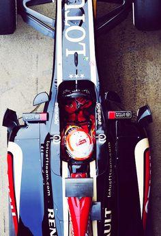 Lotus #F1