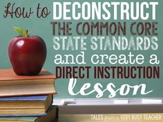 "According to CoreStandards.org, Common Core State Standards provide teachers the ""opportunity to collaborate with teachers across the country as they develop curricula, materials, and assessments linked to high quality standards."" Guest Post by Marine Freibrun from Tales from a Very Busy Teacher  Using Common Core State Standards is something that is very exciting for me! I am...Read More »"