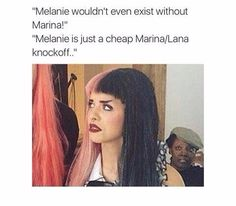 Actually, take a seat, cuz she creates/directs her music videos and writes her own lyrics. Love Mel's reaction, the lady in the background is my reaction