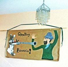 """Shocking Bavaria """"bunny shoots for it's rights"""""""