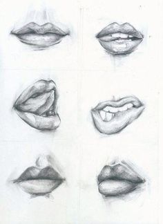 Drawings of lips drawing lips lip drawings drawing faces drawings cartoon lips easy . drawings of lips Drawing Techniques, Drawing Tips, Painting & Drawing, Drawing Ideas, Drawing Lessons, Drawing Practice, Learn Drawing, Watercolor Drawing, Figure Drawing