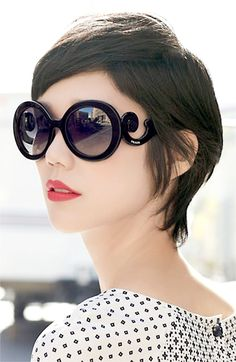 Cute pixie haircuts for oval faces