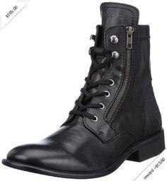 Diesel Men's Mil Boot,Black,10 M US