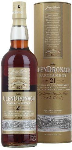 I love Glendronach and its sherry cask finish. I'd buy this one again and probably have. Highly recommended.