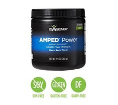 NEW Isagenix AMPED Power, 9.9 oz ** For more information, visit image link.