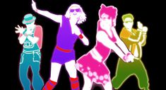 They Call Me Miss Carolyn: Just Dance Party