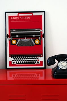 olivetti valentine amazon
