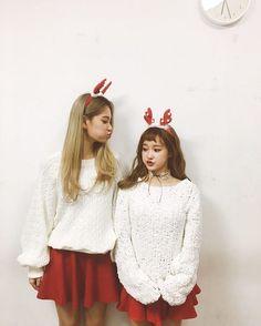 SaeByeol & Dan-A [MATILDA] Matilda, Dan, Babies, Kpop, Women, Fashion, Moda, Babys, Fashion Styles