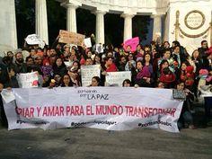 Acción Ayotzinapa.