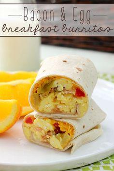Make breakfast easy