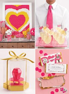 Pretty Party // A Candy Bridal Shower