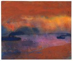 Emil Nolde (1867-1956) Dampfer auf See, Vor 1938