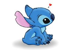 Stitch is my identity too~ <3 I really love him. I guess it's because I may be jealous of how he didn't have a family, how he was a monster, and yet he still found someone who loved and cared for him, some where he belonged. ^^ In the mask of a cartoon, it held a really deep story of how an unloved monster found his place and received warmth and love. :)