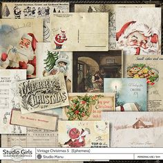 Scrapbookgraphics offers digital scrapbooking and altered art supplies, for the digital scrapbooker, computer crafter and digital artists! Vintage Christmas Images, Victorian Christmas, Personalized Bookmarks, Photo Calendar, Jar Labels, Vintage Ephemera, Scrapbook Albums, Scrapbook Supplies, Photo Greeting Cards
