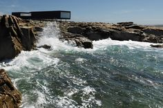 Fogo Island Studios by Saunders Architecture