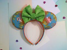 Lion King Inspired Minnie Mouse Ears Disney Headband Disney
