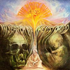 Moody Blues - 1968. In Search of the Lost Chord