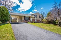 Lynn Collins of Long and Foster REALTORS® just listed 11389 Canary Drive Ijamsville MD 21754 Open House: Sunday April 9, 1:00 pm - 3:00 pm BRAND NEW UPDATES: stainless steel appliances, carpets, and paint. Newer windows. Bedroom on lower level with walk out and full bath, great for extended family. Family room with wood stove. Large 1.3 acre lot and no HOA! Carport and 2 driveways with extra parking pad. Great for equipment, landscaper, contractor etc. Great yard for cook-outs…