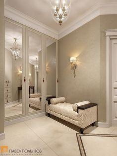 Home Decor ideas Classic Interior, Home Interior, Interior And Exterior, Interior Design, Bedroom Built Ins, Plafond Design, Closet Layout, Hallway Designs, Hall Design