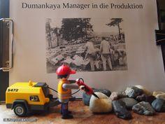Bochumer Bauarbeiter gehen Dumankaya Manager zur Hand