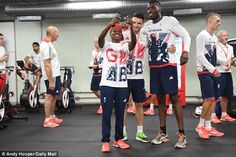 Members of the Team GB boxing team, including Nicola Adams, Antony Fowler and Laurance Okolie are among those warned not to go out after dark in Belo Horizonte
