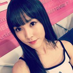 GFRIEND - Yuju - 150811 Official Mwave Instagram update