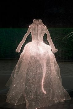 37 Photos From The 2016 Lumiere London Light Festival > Dresses by Tae gon KIM