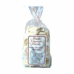 White Chocolate Covered Pretzel Twist