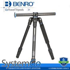 (326.40$)  Watch here - http://airaa.worlditems.win/all/product.php?id=32677379997 - BENRO Go Travel Tripods Digital Camera Tripod 360 Degrees Profeesional Camera Tripod For Digital SLR DSLR Cameras GC169T