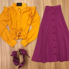 Teen Fashion Outfits, Classy Outfits, Modest Fashion, Look Fashion, Hijab Fashion, Pretty Outfits, Girl Fashion, Girl Outfits, Casual Outfits
