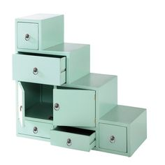 Pinkplanet Grünes Regal - Holz -                    (cm) : H 80 x B 80 x TI 36, Gewicht : 24 Kg , 229,-€