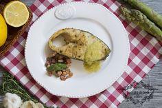 L'ombrina in panatura d'asparagi è un secondo piatto davvero molto raffinato, merito dell'impanatura così particolare e sofisticata che vi farà innamorare!