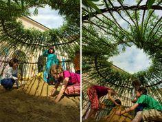 Galerie k příspěvku: dětské hřiště   Architektura a design   ADG