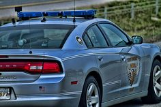 Ohio State Highway Patrol - Dodge Charger Pursuit police car