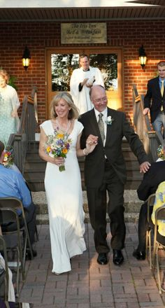 Surround yourself with close family and friends. The Iris Inn can plan an intimate ceremony to being a new chapter. For more information, visit http://www.irisinn.com/weddings.html  #BnB #VA #Virginia #Wedding #IDo #Bride #Groom
