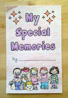 End of year memory book! $